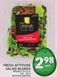 Fresh Attitude Salad Blends