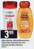 Whole Blends - Whole Blends Kids Or L'oréal Hair Expertise Hair Care
