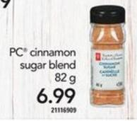 PC Cinnamon Sugar Blend