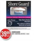 Snoreguard Anti-snoring Device