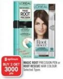 Magic Root Precision Pen or Root Rescue Hair Colour