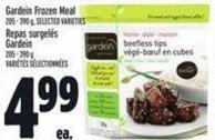 Gardein Frozen Meal 205 - 390 g