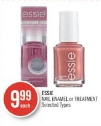 Essie Nail Enamel or Treatment
