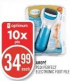Amopé Pedi Perfect Electronic Foot File