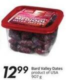Bard Valley Dates