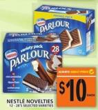 Nestlé Novelties