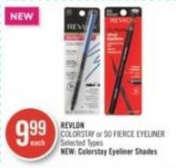 Revlon Colorstay or So Fierce Eyeliner