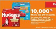 Huggies Diapers - Pull-ups Or Goodnites Training Pants