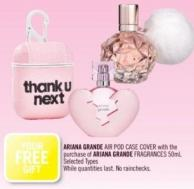 Ariana Grande Fragrances 50ml