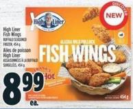 High Liner Fish Wings