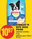 Kibbles 'N Bits Dog Food - 6 Kg