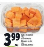 Cubed Vegetables 400 g