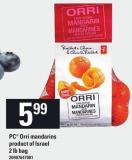 PC Orri Mandarins Product Of Israel - 2 Lb Bag