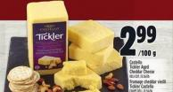 Castello Tickler Aged Cheddar Cheese