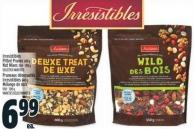 Irresistibles Pitted Prunes 600 g Nut Mixes 550 - 700 g