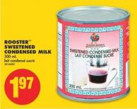 Rooster Sweetened Condensed Milk - 300 mL