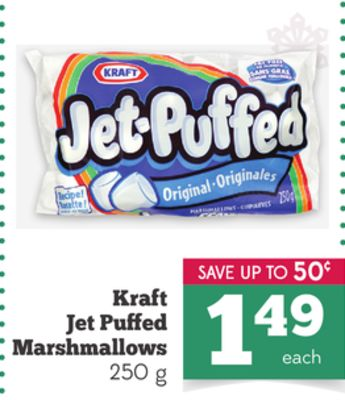 Pics photos image for krafts jet puffed chocomallows