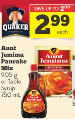 how to make 4 pancakes with aunt jemima mix
