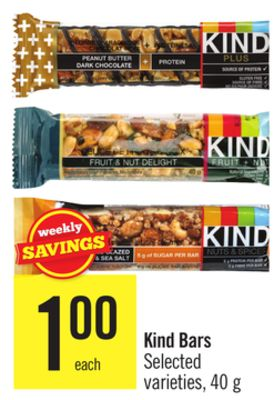 Mar 30, · You've probably seen the snack bars at the grocery store or in your coworker's desk drawer. They're called KIND bars and there's a back story to their name, a .