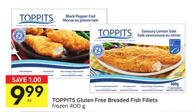 Fresh pacific cod fillets on sale for Gluten free fish breading