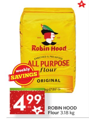 Robin Hood Cake And Pastry Flour Recipes