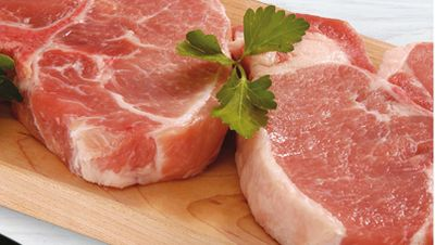 how to cook pork loin center chops