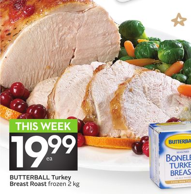 how to cook a butterball turkey roast