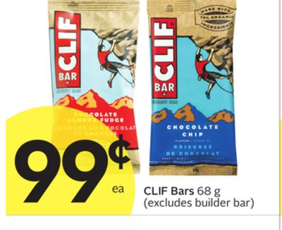 Clif bars for sale