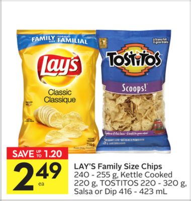 Lay's Family Size Chi