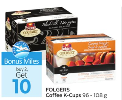 Folgers Coffee K-cup