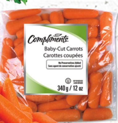 Compliments Baby Cut Carrots