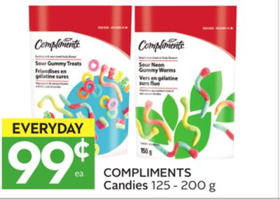 Compliments Candies