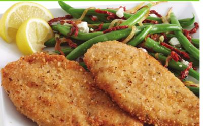 Store Made Breaded Chicken or Turkey Scaloppini