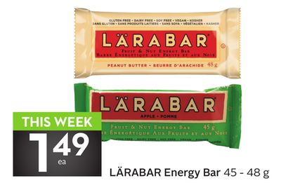 Lärabar Energy Bar