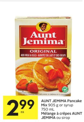 how to make crepes with aunt jemima pancake mix