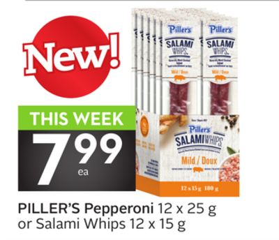 Piller's Pepperoni