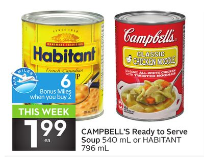 Campbell's Ready To Serve Soup