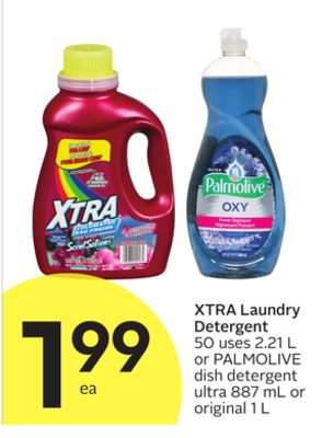 Xtra Laundry Detergent On Sale Salewhale Ca