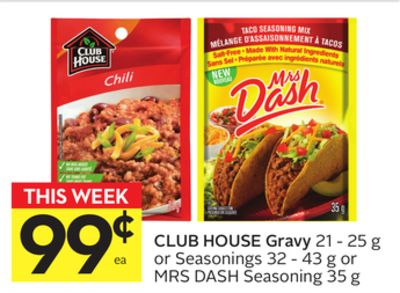 Club House Gravy