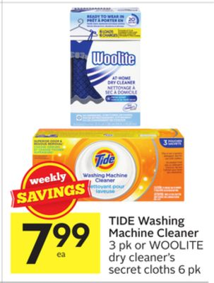 weiman washing machine cleaner