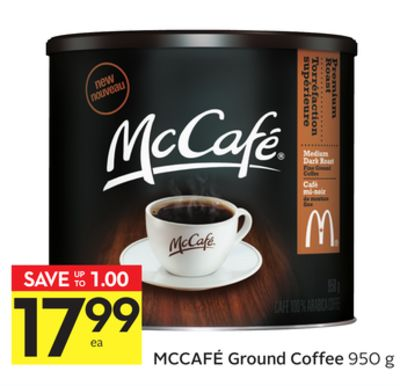 Mccafé Ground Coffee