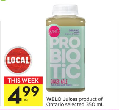 Welo Juices