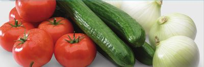Hothouse Tomatoes or Seedless Cucumbers or Sweet Vidalia Onions - 50 Air Miles Bonus Miles