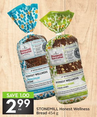 Stonemill Honest Wellness Bread