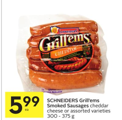 how to cook schneiders grill ems