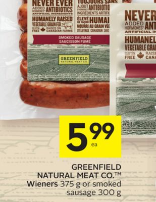Greenfield meat co