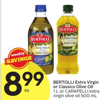how to open bertolli olive oil