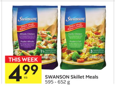 Swanson Skillet Meals