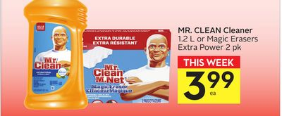 Mr. Clean Cleaner