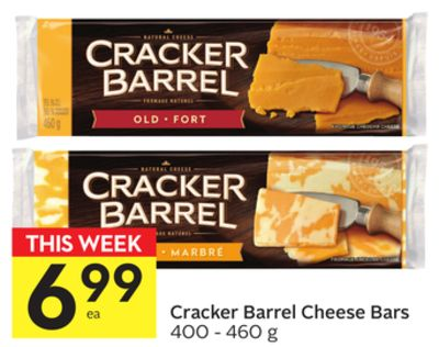 Cracker Barrel Cheese Bars